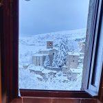 Maltempo, tanta neve in Abruzzo: scenari fiabeschi a Pietracamela [FOTO]