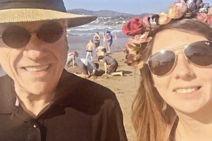 pinera mascherina spiaggia