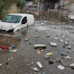 Maltempo, a Reggio Calabria una giornata da incubo: Vigili del Fuoco salvano automobilisti in ipotermia