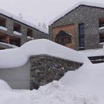 Maltempo, tanta neve anche in Piemonte: 2 metri di coltre bianca a San Domenico [FOTO]