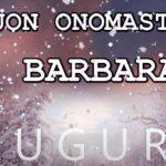 """Santa Barbara: i proverbi più famosi e la storia della """"signora del fulmine"""", tanti VIDEO, FRASI e IMMAGINI per gli auguri di buon onomastico"""