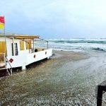 Maltempo a Roma, città flagellata da un freddo scirocco. Furiosa mareggiata sul litorale, spiagge cancellate [FOTO e VIDEO]