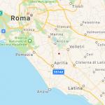 Terremoto Roma, epicentro a Lanuvio, sui Castelli Romani [MAPPE e DATI]