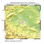 Terremoto Croazia: nuova scossa magnitudo 4 a pochi km da Petrinja [DATI e MAPPE]