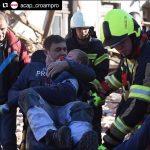Terremoto Croazia, bambino estratto vivo dalle macerie: le commoventi immagini [FOTO e VIDEO]