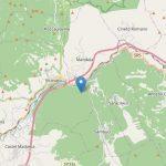 Lieve scossa di terremoto avvertita a Roma, epicentro a Vicovaro [DATI e MAPPE]