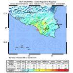 Forte terremoto in Sicilia: magnitudo 4.4, epicentro a Scoglitti. Avvertita anche a Malta e in Calabria