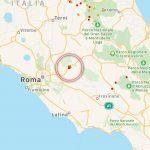 Terremoto in Provincia di Roma, lo sciame sismico di Vicovaro inizia a fare paura