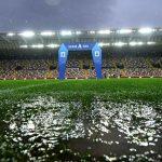 Maltempo, pioggia torrenziale a Udine: Udinese-Atalanta rinviata a data da destinarsi