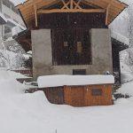 Maltempo, l'allerta resta massima al Nord-Est: quasi 1,5 metri di neve in montagna in Alto Adige ma situazione in peggioramento, rischio valanghe in Veneto [FOTO]