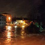 Maltempo Veneto: a Vicenza il Bacchiglione ha raggiunto quota 5,23m a Ponte degli Angeli [FOTO]