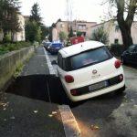 Maltempo, voragini, alberi caduti e soccorsi a persone: decine di interventi a Roma e provincia [FOTO]