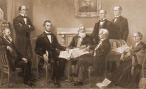 Abraham-Lincoln-proclama-emancipazione