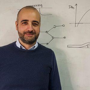 Il professor Gianluca Fiori