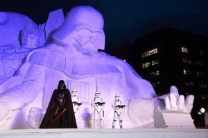 Sapporo_scultura ghiaccio