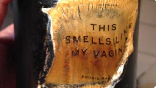 candela puzza come la mia vagina1