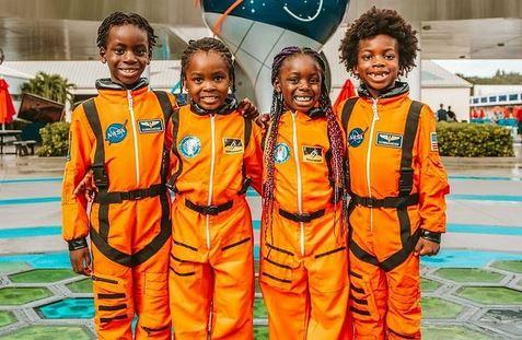 costumi carnevale astronauta