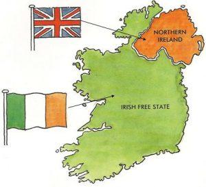 divisione irlanda