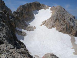 ghiacciaio calderone