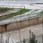 Maltempo Campania, intense grandinate in Irpinia e nel Napoletano: strade ricoperte di bianco e torrenti straripati [FOTO e VIDEO]