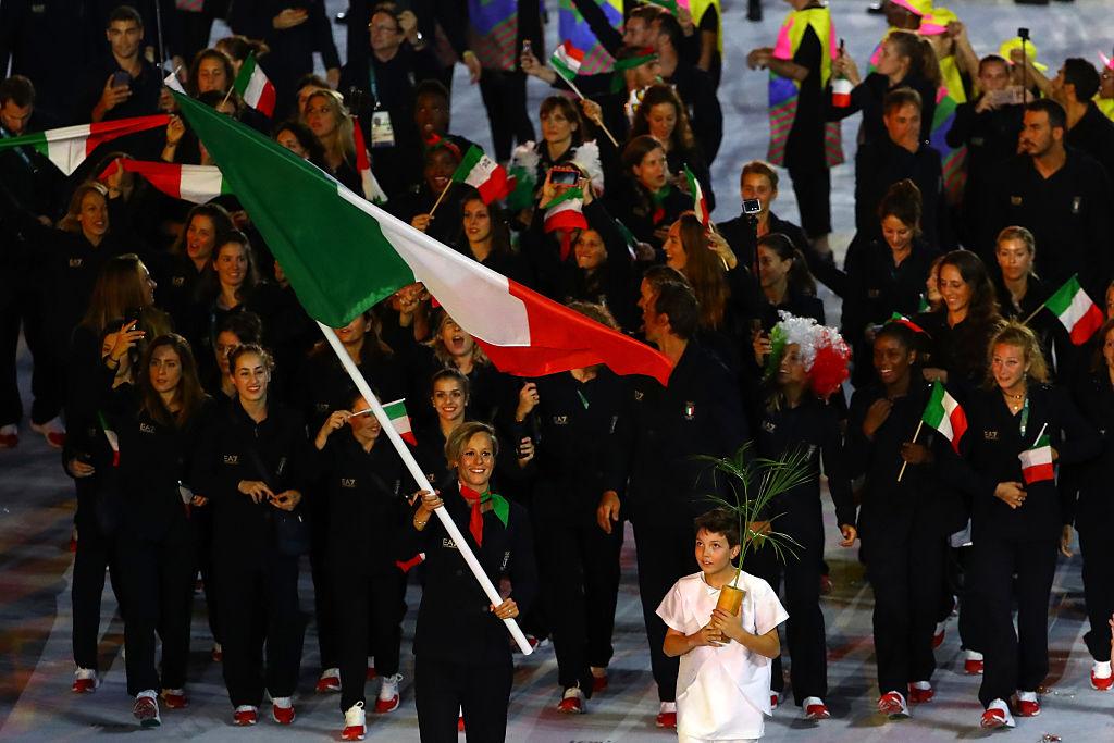 italia olimpiadi