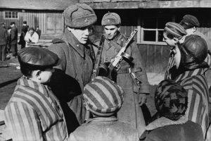 liberazione auschwitz armata rossa