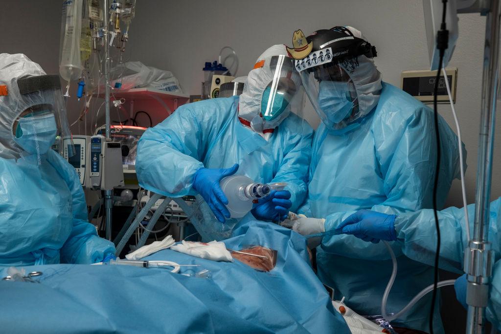 medici intervento covid