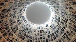 memoriale dell'olocausto gerusalemme