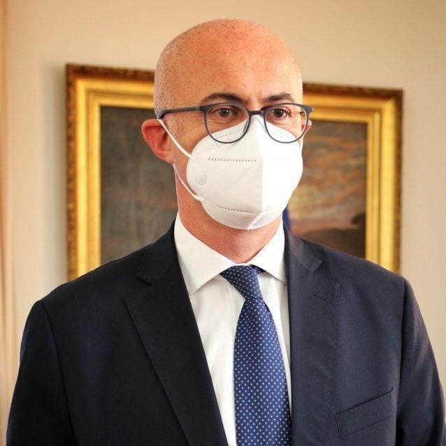 ministro Federico D'Incà