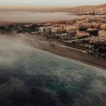 Meteo, 2° giorno di super caldo in Spagna: Almeria avvolta dalla nebbia, il fenomeno della Lupa ingloba il Sud del Paese [FOTO]