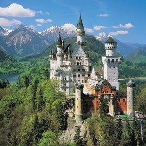 neuschwanstein-baviera- castello