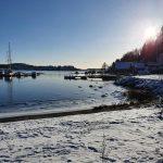 Eccezionale ondata di freddo in Scandinavia: -16°C sulle coste del canale di Skagerrak, il mare si congela. Previsioni da incubo per inizio Febbraio – FOTO