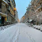 Maltempo Spagna, 4 morti per la tempesta Filomena: Madrid in tilt, record di neve degli ultimi 50 anni. Chiesti rinforzi dall'esercito [FOTO e VIDEO]