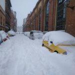 La tempesta Filomena porta il record di temperatura più bassa in Spagna: -35,6°C, Madrid non supera +1°C [FOTO e VIDEO]