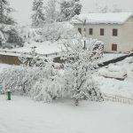 Maltempo Piemonte, tanta neve, fino in pianura: imbiancate Cuneo, Langhe, Roero e la collina torinese [FOTO e VIDEO]