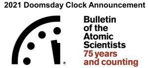 orologio apocalisse fine del mondo 2021
