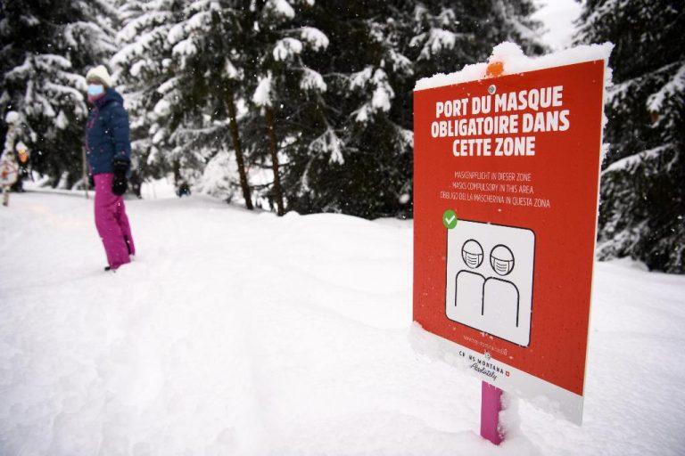 Foto di Laurent Gilliéron / Ansa