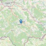 Nuova forte scossa di terremoto, torna la paura in Croazia: epicentro tra Petrinja e Sisak [DATI e MAPPE]
