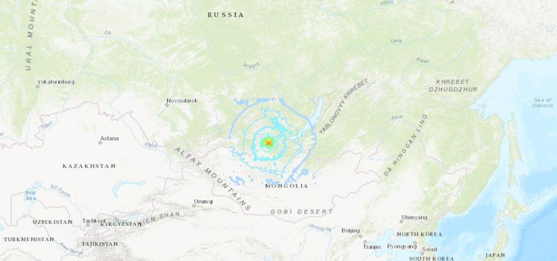 terremoto mongolia
