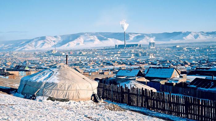 yurte ulan bator
