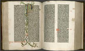 Bibbia 42 linee
