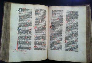 Bibbia Gutenberg