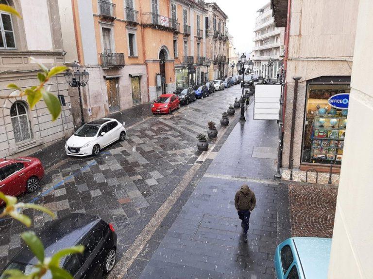 Catanzaro. Foto Alessandro Sgherri / Ansa
