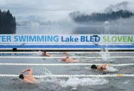 Coppa di nuoto invernale bled