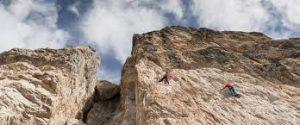 Delicious Climbing Dolomiti