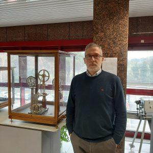 Fabio Florindo, Presidente f.f. dell'INGV