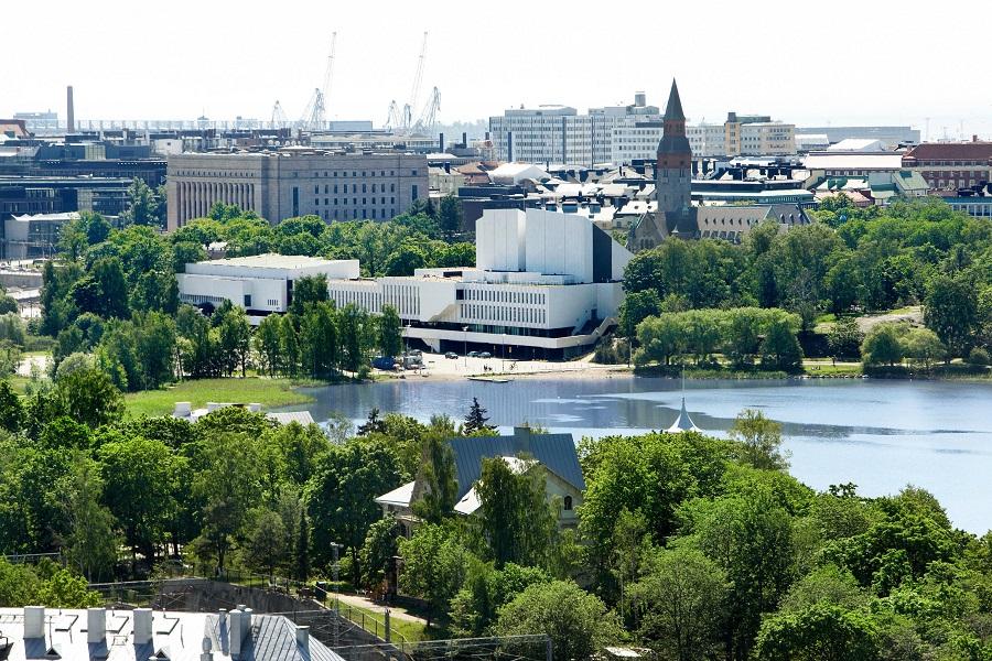 Lahti è European Green Capital 2021
