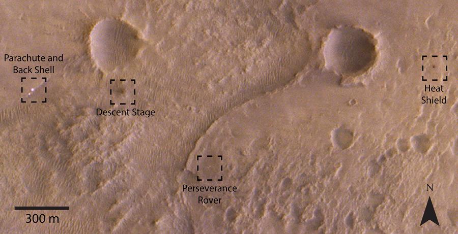 Marte Perseverance TGO ExoMars