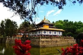 Norbulingka giardino