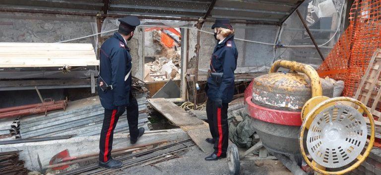 Foto Carabinieri / Ansa